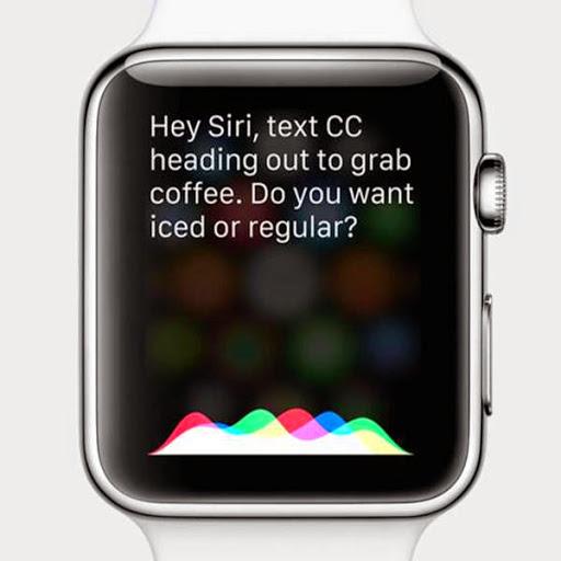 Siri App atau aplikasi asisten layanan pribadi