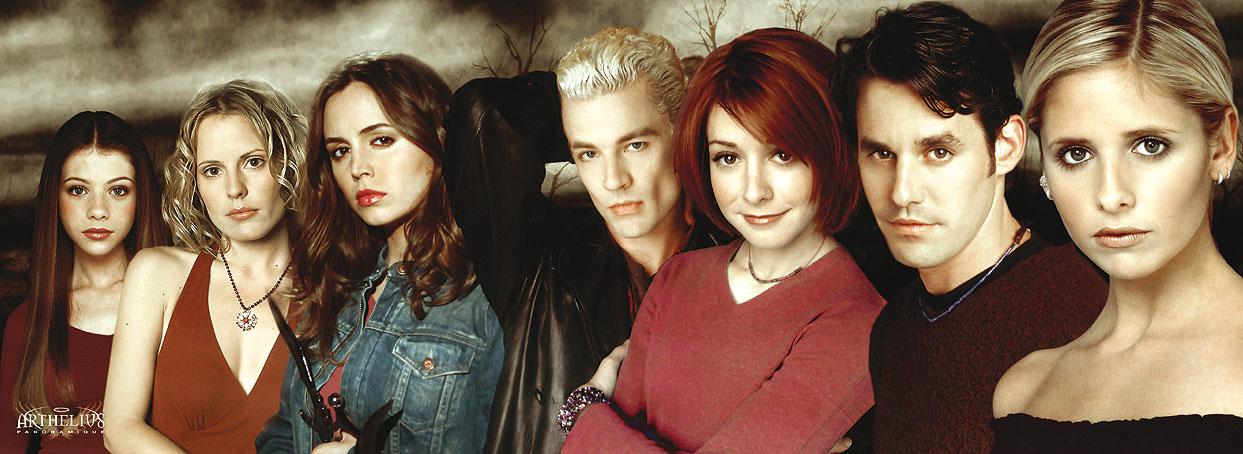 Dcouvrez Charisma Carpenter Buffy contre les vampires