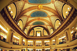 Tiffany Mosaic Ceilings