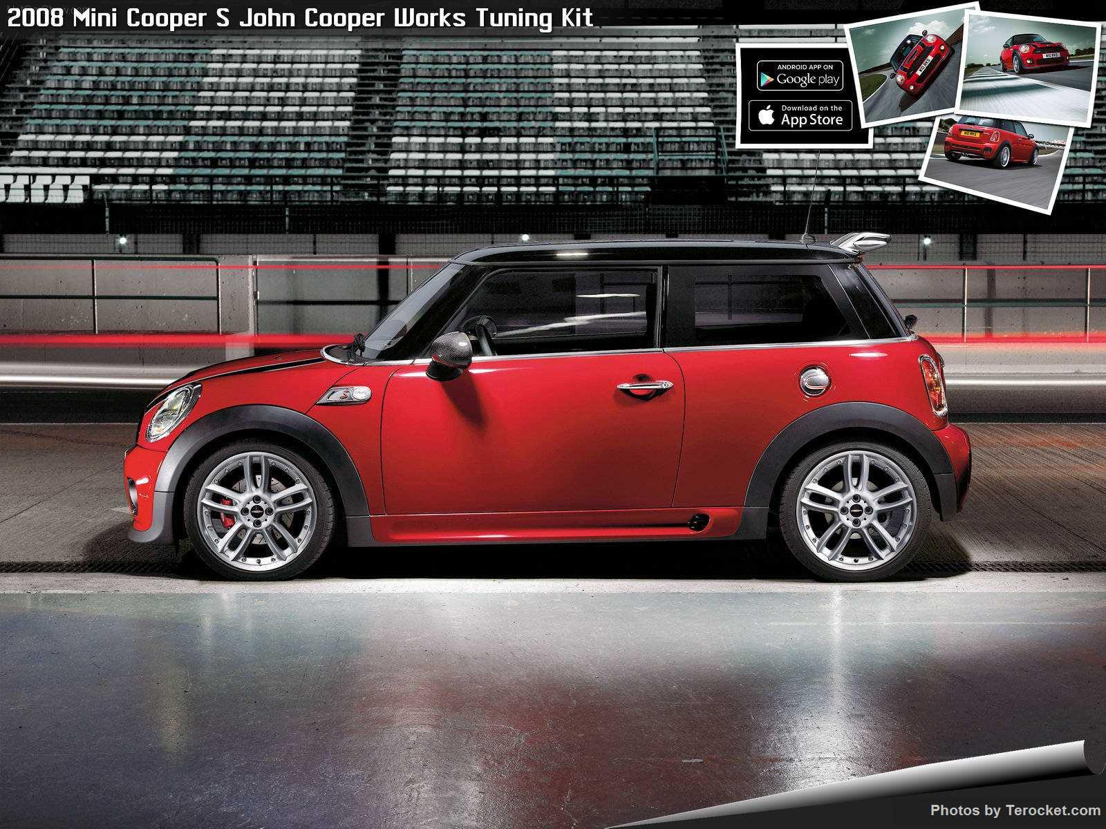 Hình ảnh xe ô tô Mini Cooper S John Cooper Works Tuning Kit 2008 & nội ngoại thất