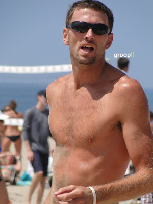 Ryan Doherty Shirtless at the NVL Malibu 2011
