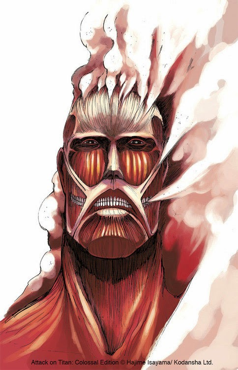 Attack on Titan Colossal Edition By Kodansha