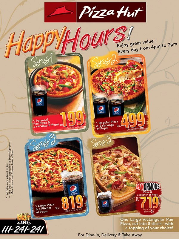 Pizza Hut Hours