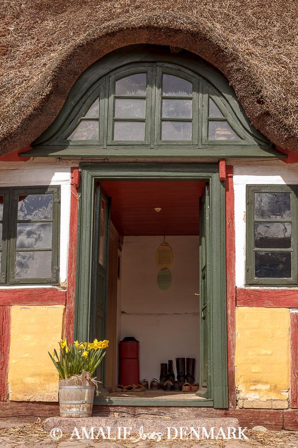 Amalie loves Denmark - Ferienhausurlaub auf Fünen, Odense, Freilichtmuseum