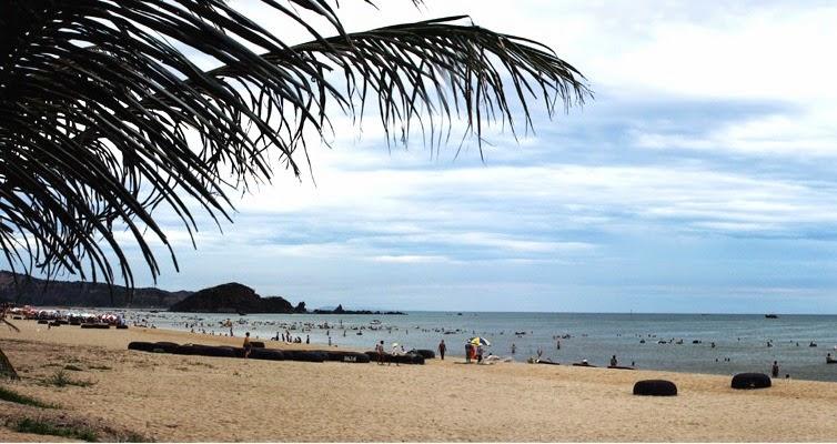 Cho thuê xe đi Cửa Lò du lịch Biển Nghệ An 2