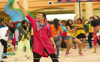 Khiladi 786 HD Wallpaper Starring Akshay Kumar Lonely Song