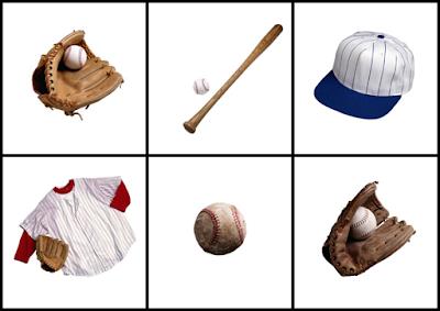 Permainan Softball dan Gambarnya