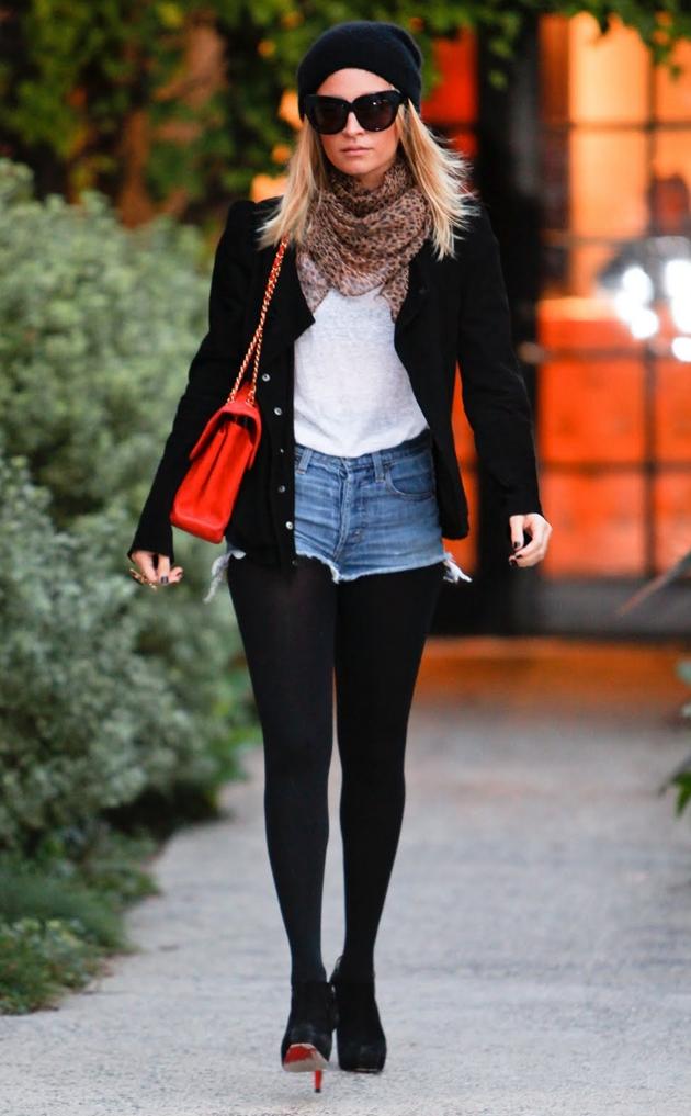 Style Crush Nicole Richie Stylish Starlets