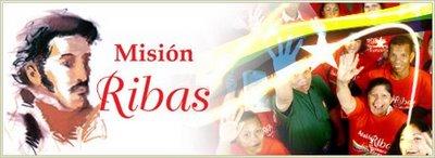 Mision Ribas Municipio Padre Pedro Chien