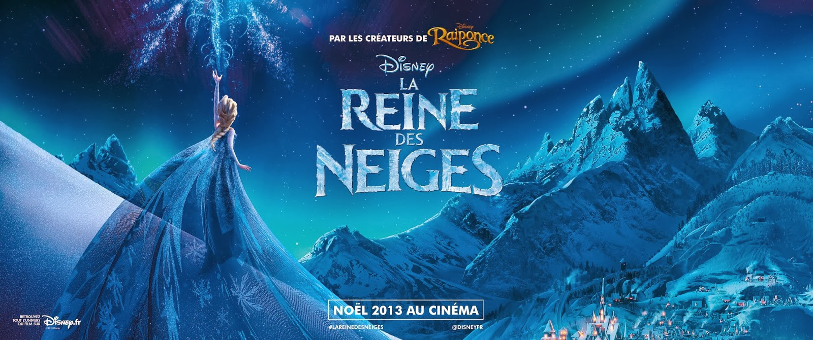 La reine des neiges studios Disney