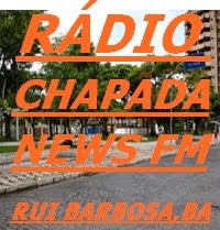 RUI BARBOSA BAHIA COMANDO DE  CLÍSTENES SAMPAIO  E FERNANDO DA TV SAF  RUI BARBOSA  BAHIA