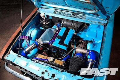 Chevette Rat Rod
