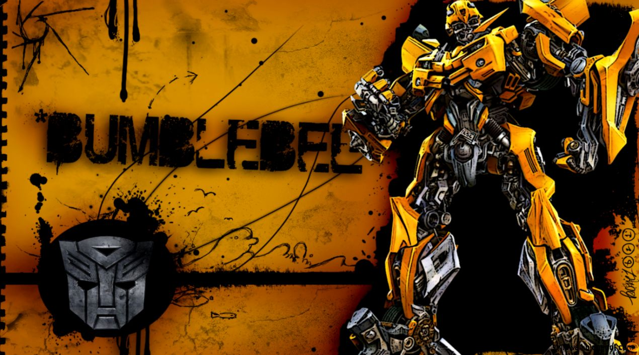 Bumblebee Transformer Wallpapers   Wallpaper Cave