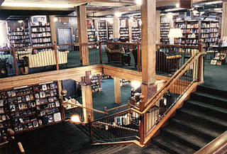 Tattered Cover Bookstore in Denver, CO #Colorado www.thebrighterwriter.blogspot.com