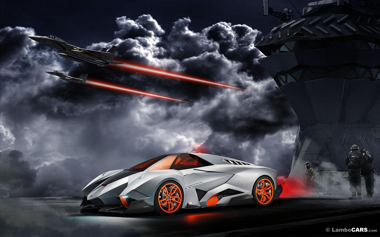 ... Lamborghini Estoque, Cars Show New 2013 2014 In The World: New  Lamborghini Egoista 2013 Lamborghini Egoista Dubai ...