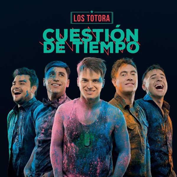Los Totora - Cuestion de Tiempo (2015)