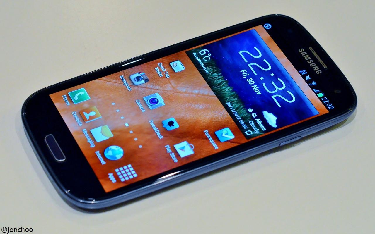 Samsung Galaxy S4 Replica