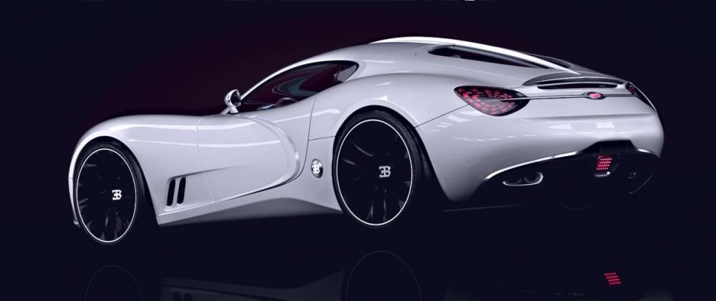 скачать обои bugatti gangloff concept car , invisium