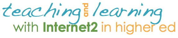 Teaching and Learning with Internet2 Symposium