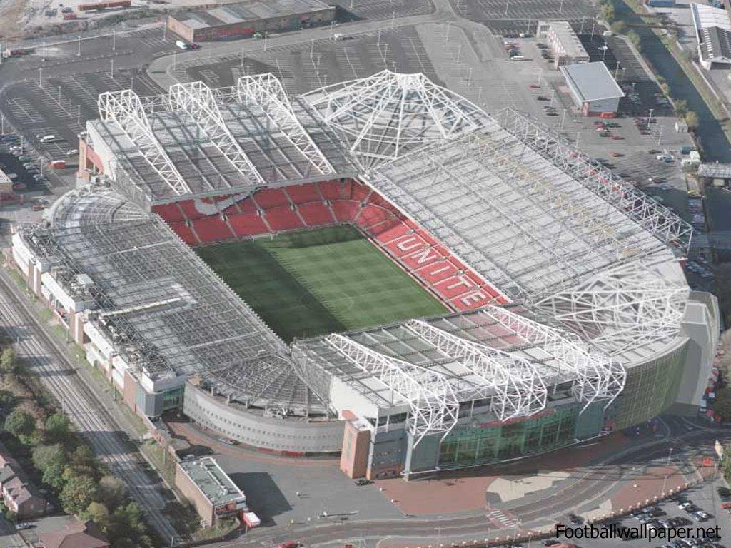 Manchester  - Series Stadium Trafford : United Soccer Old