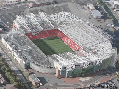 Old Trafford Stadium - Manchester United (3)