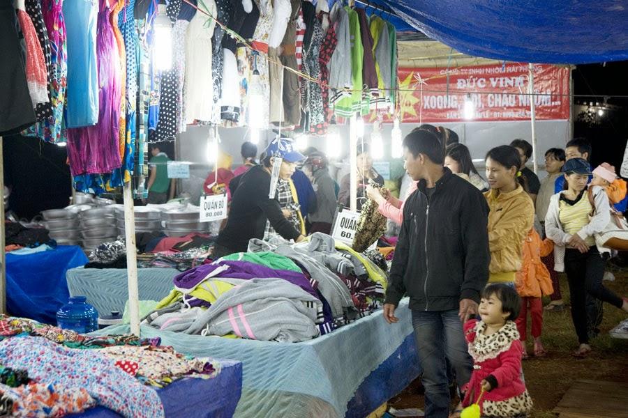 Gia Lai: Tổ chức Hội chợ thương mại hàng tiêu dùng tại huyện Đak Đoa