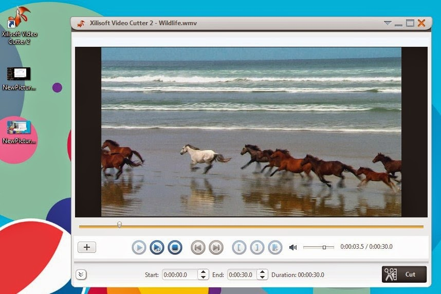 Features Of Xilisoft video Cutter