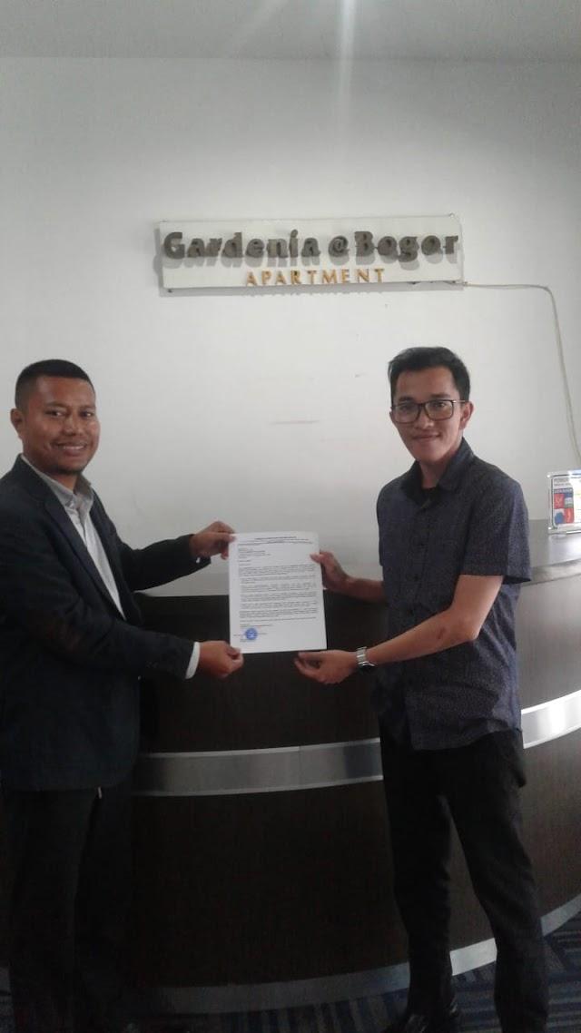 Cidera Janji Terhadap Konsumen, LBH Bogor Somasi Apartemen Gardenia