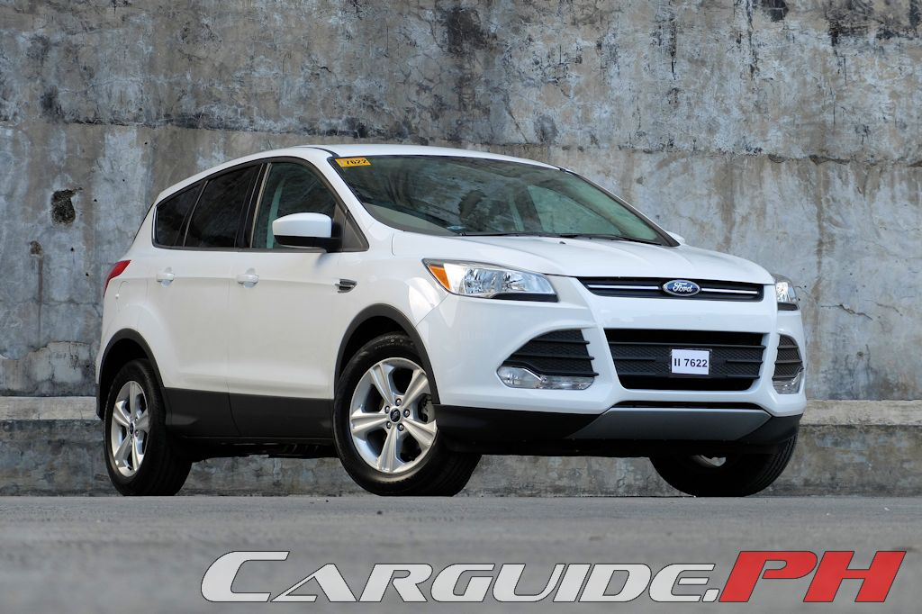 Review: 2015 Ford Escape 1.6 SE EcoBoost | Philippine Car ...