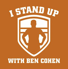 I Stand Up With Ben Cohen, Do You?