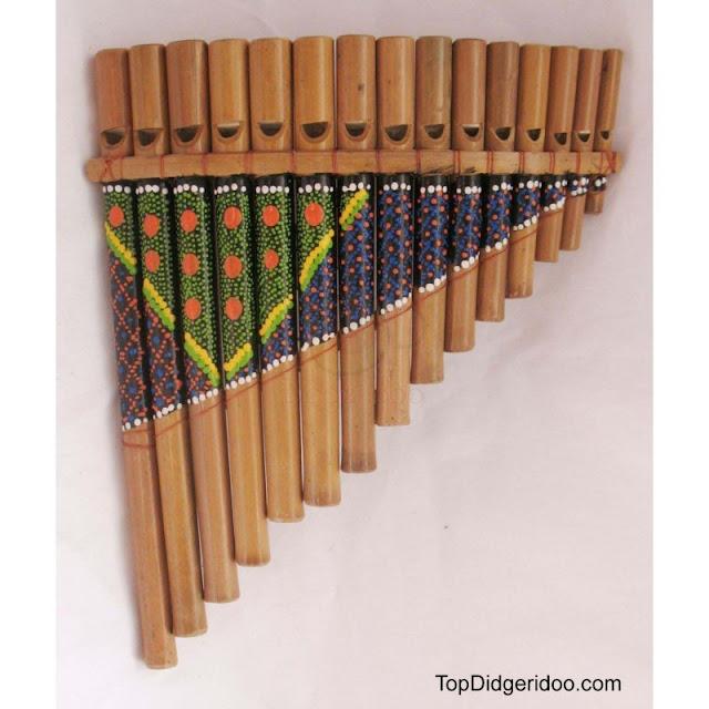 Bamboo Pan Flute8
