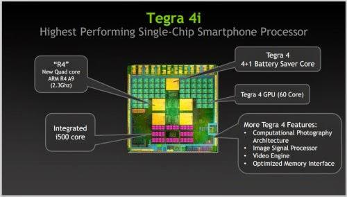 Nvidia per il primo trimestre 2014 dovrebbe presentare i primi device con chipset Tegra 4i e Tegra 5