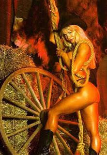 amy fadhli cowgirl