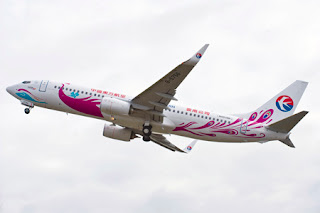 The 1,000th Boeing Airplane for China departs Boeing Field in Seattle