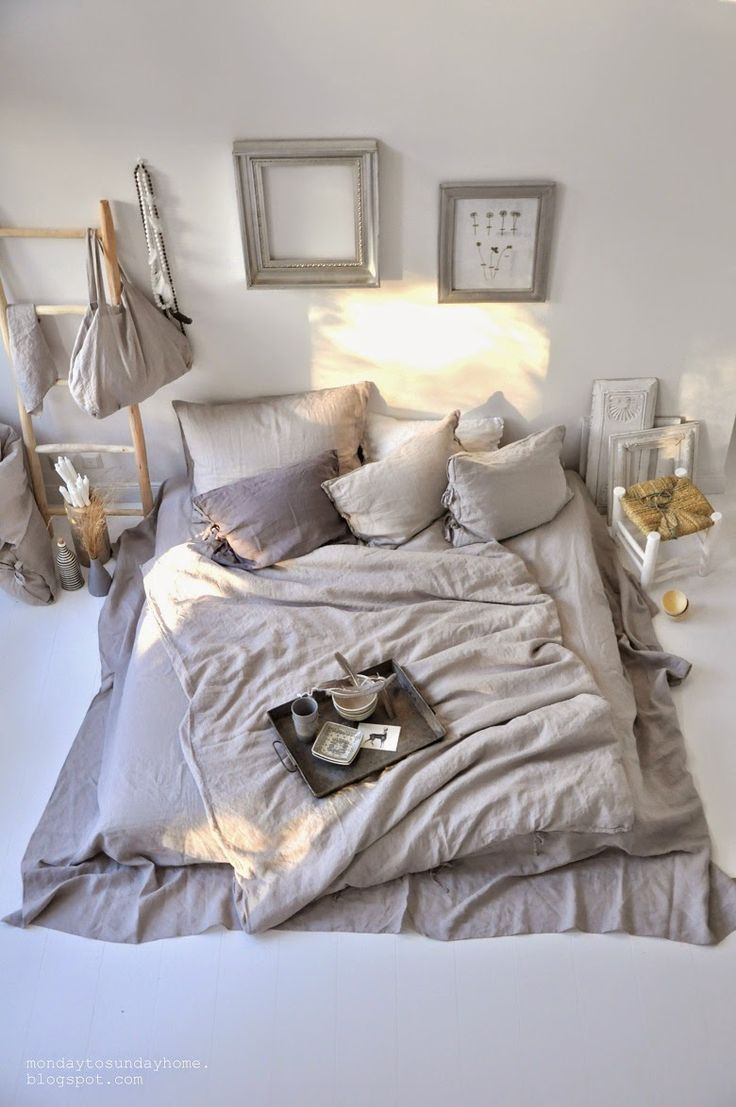 alquimia deco camas a ras de suelo