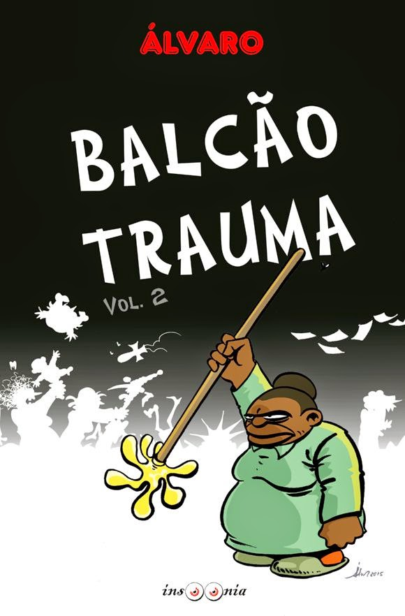 Balcão Trauma, Vol. 2
