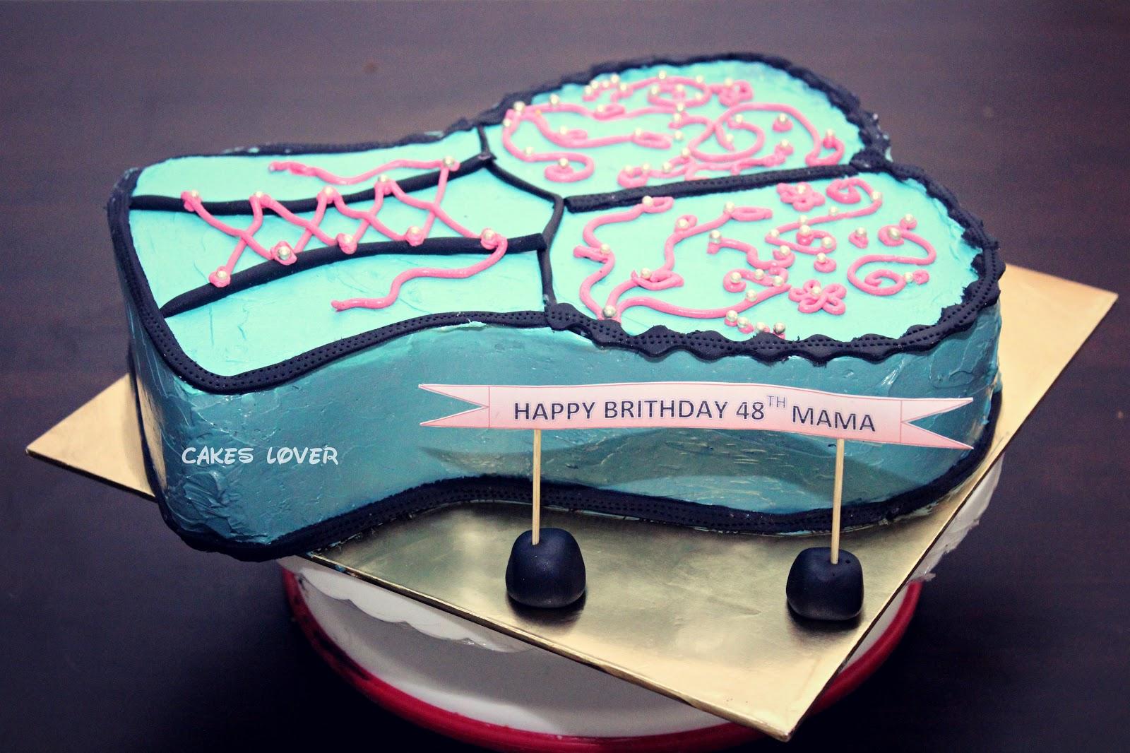 Corset Cake For Mom Birthday Cakes Lover By Hanim Othman