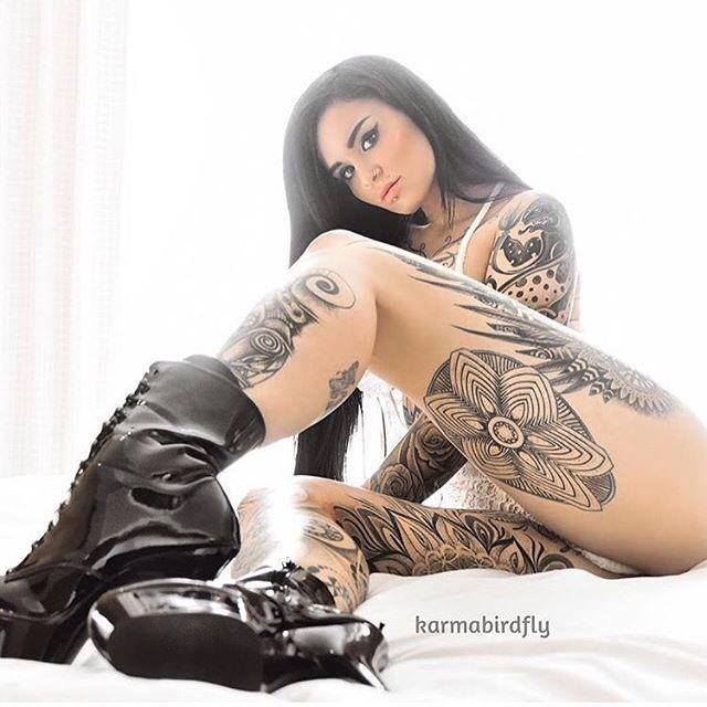 Super Tattoos Gallery