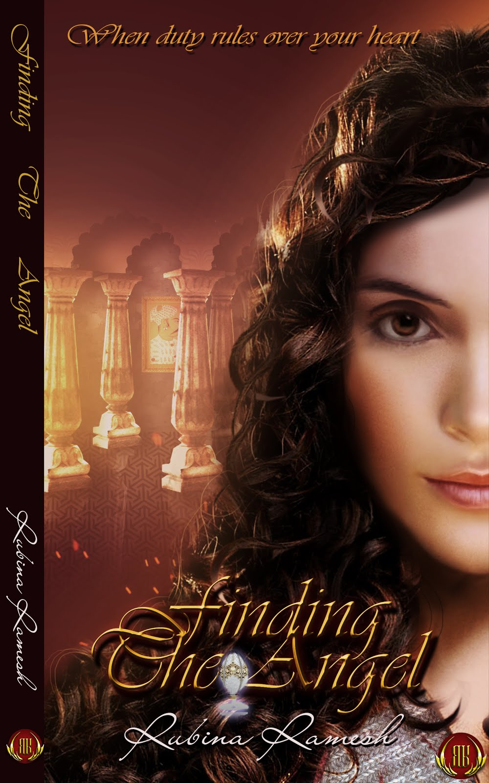 Finding The Angel by Rubina Ramesh