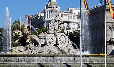 World visits madrid city spain capital for Lugares turisticos de espana madrid
