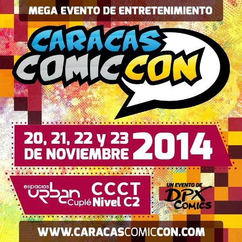 Caracas Comic Con 2014