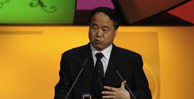 Mo Yan, Nobel Prize, Literature, Prémio Nobel Literatura