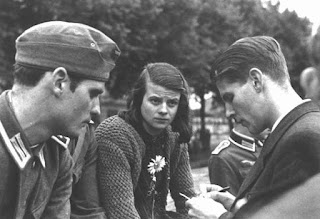 Sophie Scholl and Hans Scholl