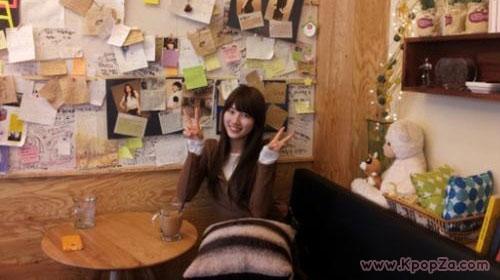 มุมสบายๆ ของ Suzy(miss A) กับร้านอาหารของครอบครัวเธอ