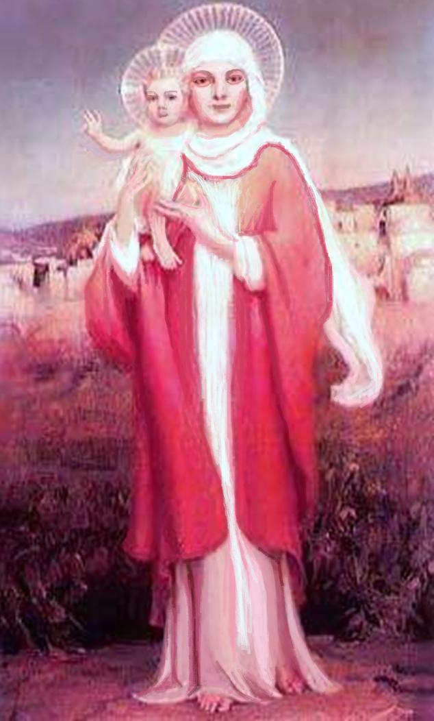 N Senhora e o Menino Jesus