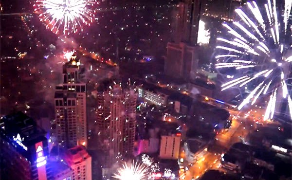 NYE fireworks: This is how Metro Manila welcomed 2015 (video)