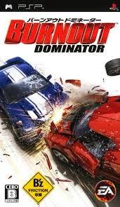 Burnout Dominator - PSP - ISO Download