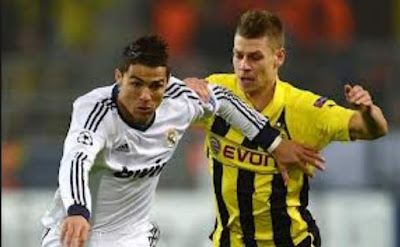 Real Madrid vs Borussia Dortmund all goal