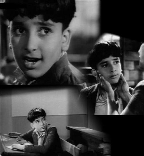Shashi Kapoor - Tabdir (1945)