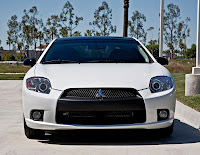 Mitsubishi Eclipse Model Legacy Special Edition Coupe and Spyder front